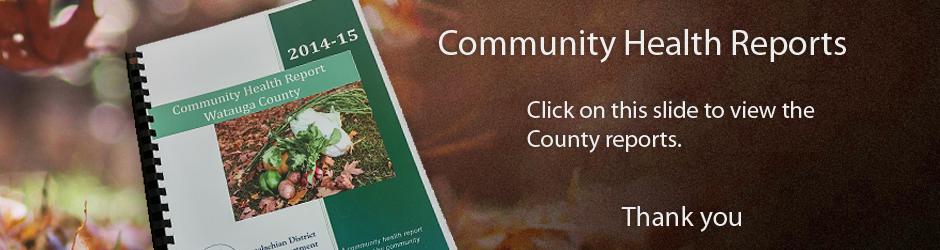 community-reports