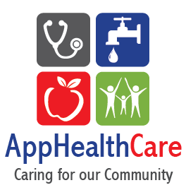 Appalachian district health care logo